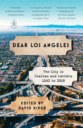 dear los angeles cover